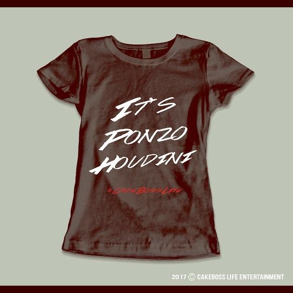 214386a5 Shirts | Its Ponzo Houdini Premium T Shirt | Poshmark